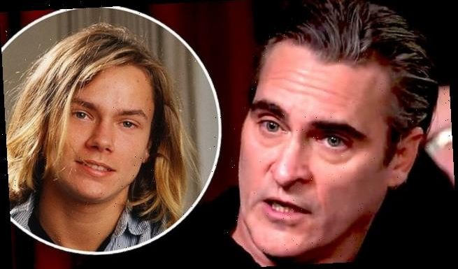 Joaquin Phoenix gives rare interview about late brother River