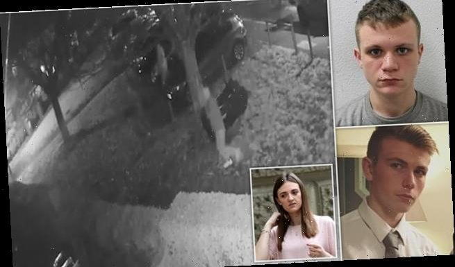 Moment jilted ex and family prepare to murder his girlfriend's lover