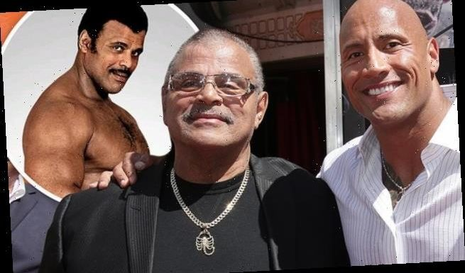 Rocky Johnson, WWE Hall of Famer and dad of Dwayne Johnson, dies at 75