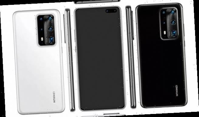 Leaks reveal Huawei's upcoming P40 smart phone has SEVEN cameras