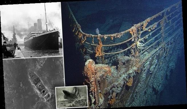 British politician slams plans to slice open the Titanic as PIRACY