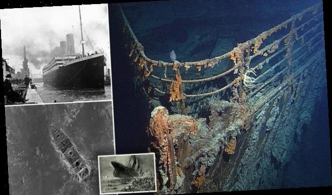 Wreck of the Titanic to be protected by 'momentous' treaty with the US
