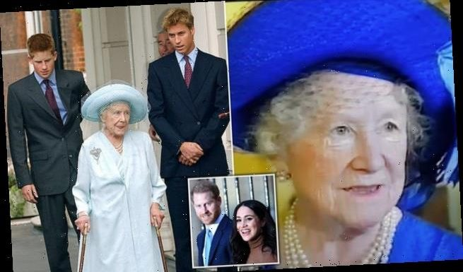 SEBASTIAN SHAKESPEARE: Clue how Queen Mother would have seen Megxit