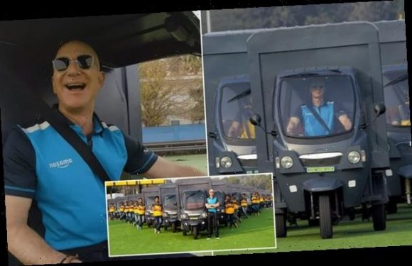 Amazon announces the launch of 10,000 electric rickshaws in India