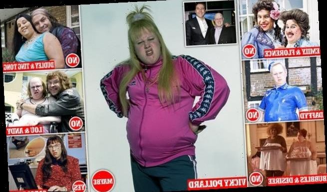 Little Britain stars 'deny claims show has been canned' say friends