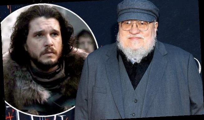 Game of Thrones author George R.R. Martin talks book ending