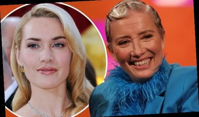 Emma Thompson reveals husband thought Kate Winslet was 'future wife'