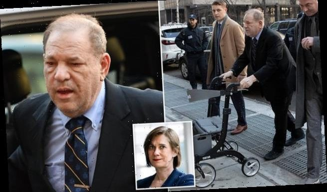 Harvey Weinstein returns to court for third day of sex crimes trial