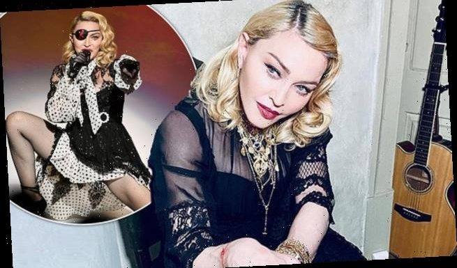 Madonna cancels her NINTH Madame X tour date