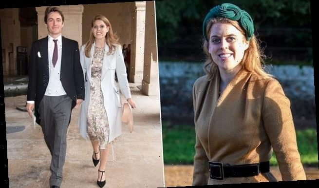 TALK OF THE TOWN: Princess Beatrice wants Italian wedding dress
