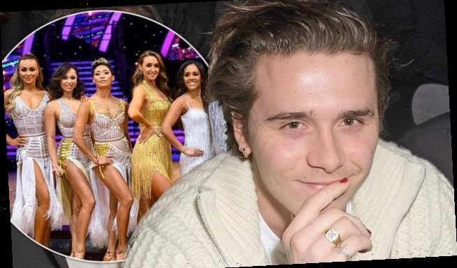 Strictly Come Dancing bosses have set their sights on Brooklyn Beckham