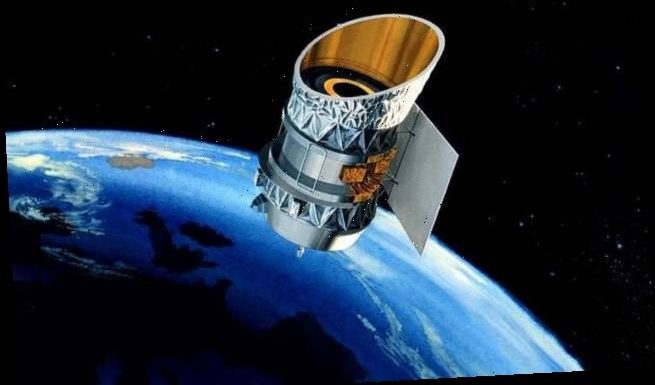 Two dead satellites orbiting the Earth could collide on Wednesday