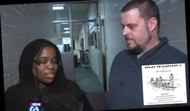 Teacher suspended after casting two children of color as slaves