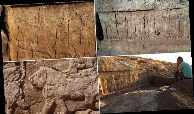 Ancient rock carvings in Iraq that avoided ISIS are revealed