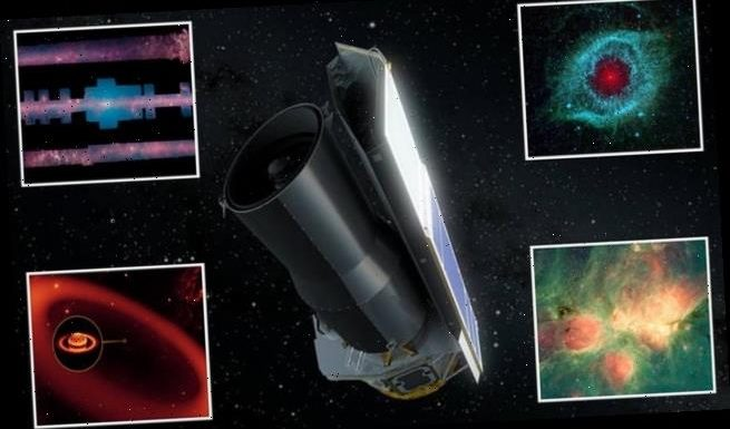 NASA turns off its Spitzer space telescope after 16 years of service