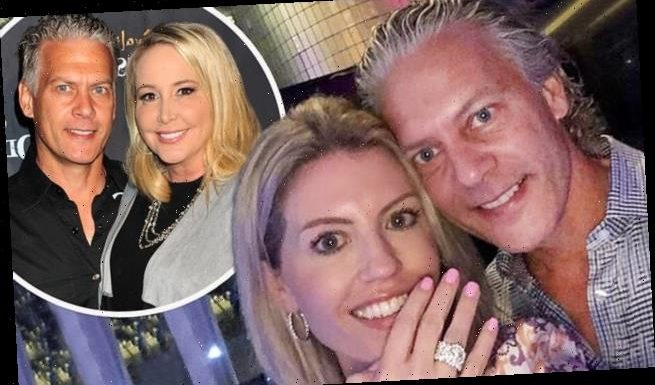 Shannon Beador's ex David proposes to new love with huge ring