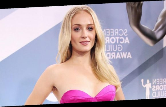 Game of Thrones' Sophie Turner turns 'sexy' Barbie for busty SAG Awards display