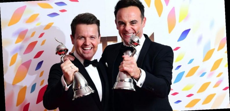 National Television Awards 2020 winners list as Ant and Dec take home 19th gong