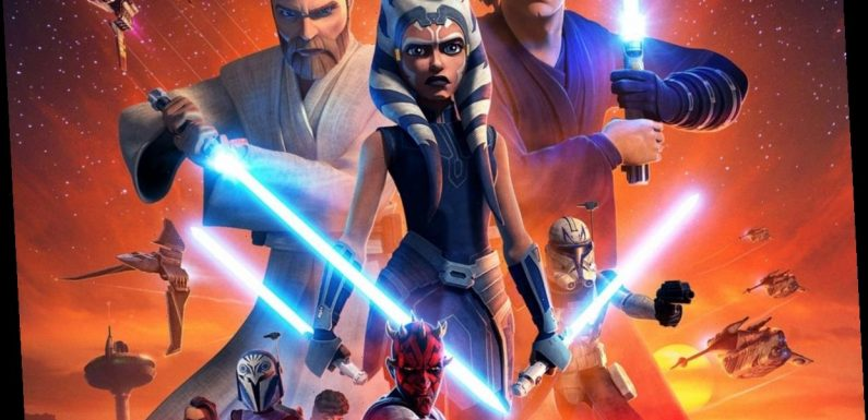 The 'Star Wars: The Clone Wars' Season 7 Premiere Date Is Closer Than Fans Realize