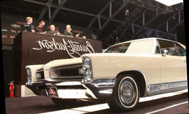 Barrett-Jackson Auto Auctions to Move to A+E's History Channel and FYI