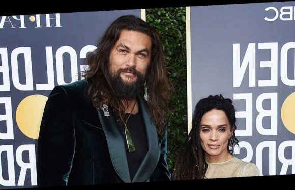 Jason Momoa Explains Exactly Why He Ditched His Jacket at the Golden Globes