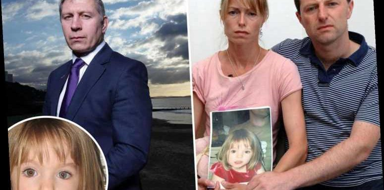 Madeleine McCann's parents slam 'heartless' ex-cop for saying Maddie will never be found as they 'still have hope'