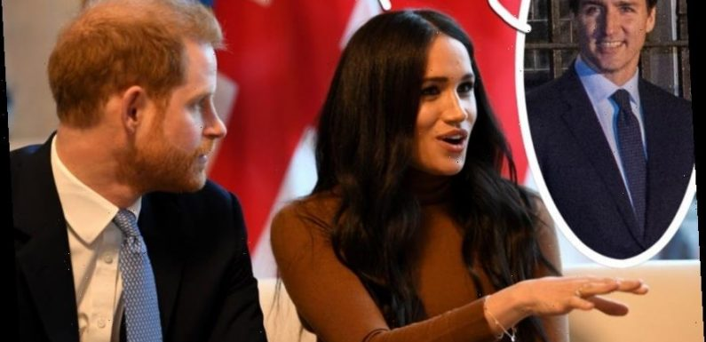 Canadians Do NOT Want To Pay For Harry & Meghan!