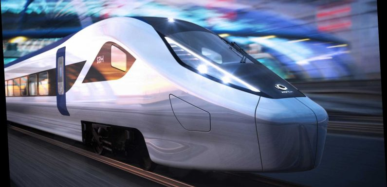 Costs of high speed rail 2 to spiral by billions to eye-watering £106bn – The Sun