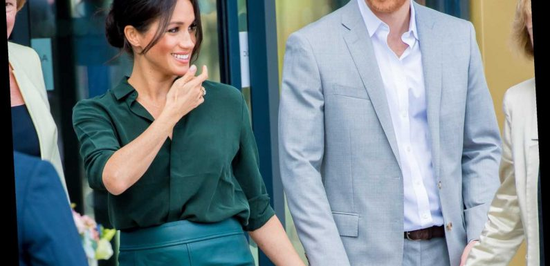 Meghan Markle and Prince Harry promote 'joy' & 'acts of kindness' in 2020 by supporting Good News Movement on Instagram