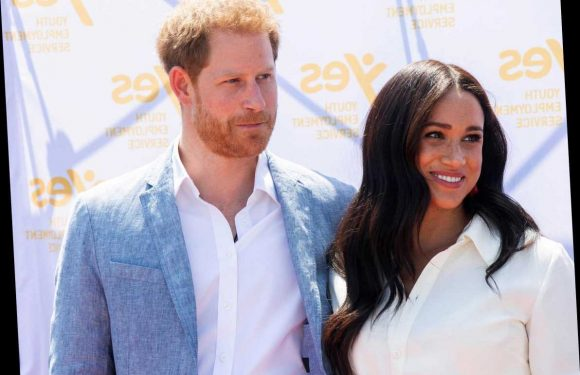 Meghan Markle & Prince Harry gain nearly half a MILLION followers after royal family split & could overtake Kate & Wills