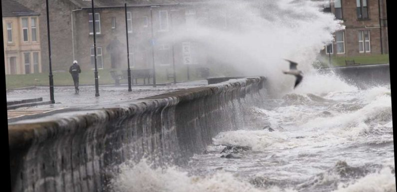Storm names 2020 – how are UK storms named and which name is next?