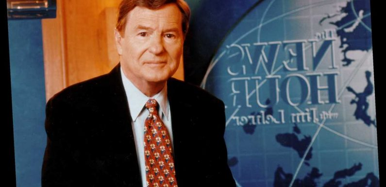 Veteran PBS anchorman Jim Lehrer, who was on TV for 36 years, dead at 85 – The Sun