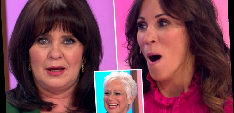 Loose Women forced to apologise after crude joke about Coleen Nolan's 'pussy' – The Sun