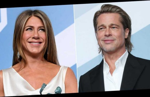 Jennifer Aniston Was 'Overwhelmed' After SAG Win, Brad Pitt Run-In