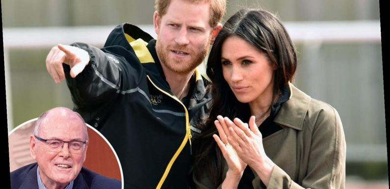 Prince Harry and Meghan Markle giving up their HRH titles is royals' biggest blow since Di's death – The Sun