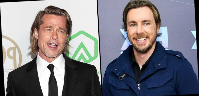 Watch Dax Shepard Gush Over His 'Pretty Woman' Date With Brad Pitt
