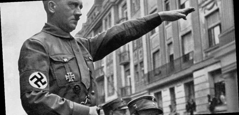 Hitler convinced he was second coming of Jesus Christ declassified CIA docs show