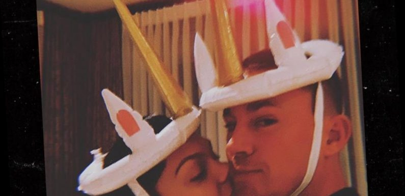 Channing Tatum And Jessie J Are Instagram Official Again