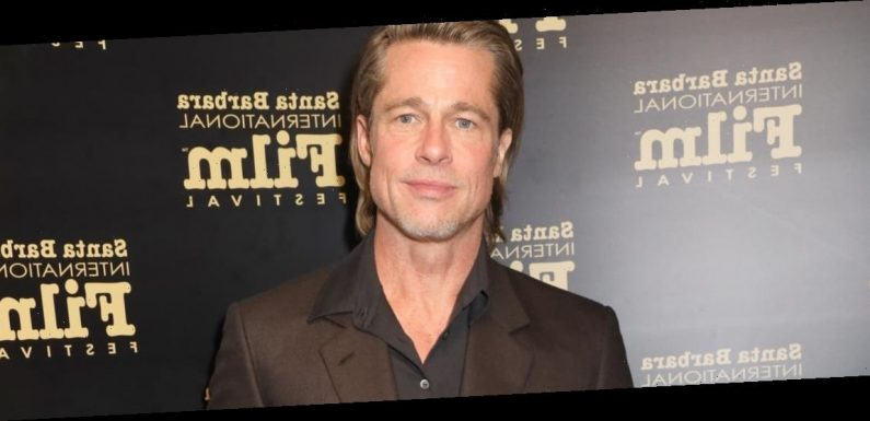 """Brad Pitt Is """"Blissfully Naïve"""" About All the Reactions to His Reunion With Jennifer Aniston"""