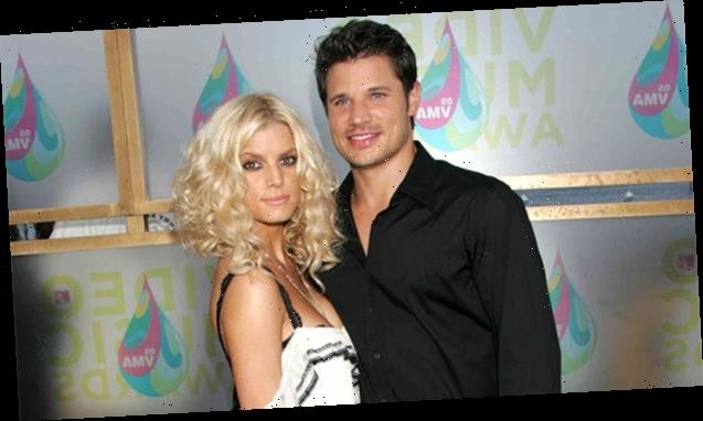 Jessica Simpson Admits She & Nick Lachey 'Weren't Even Speaking To Each Other' Before Divorce
