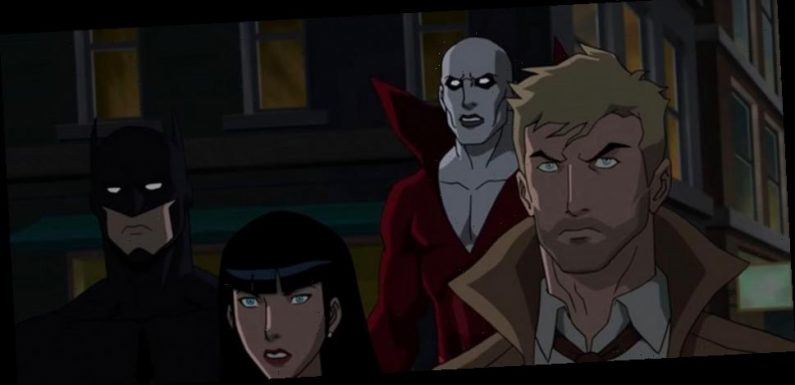 'Justice League Dark' Movie and TV Projects Being Developed by Bad Robot