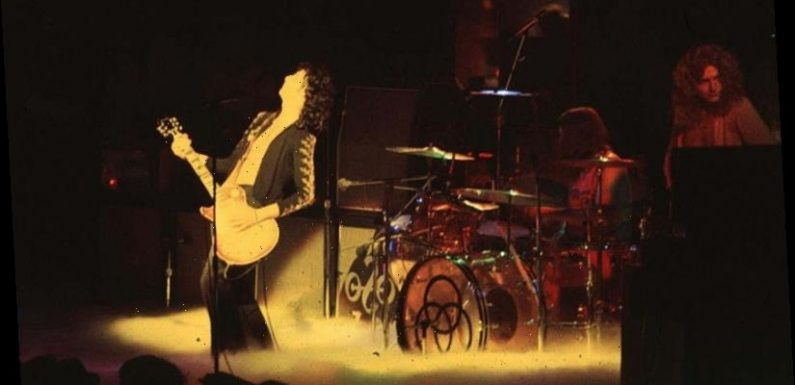 How a John Bonham Drinking Song Became a Classic 'Led Zeppelin III' Track