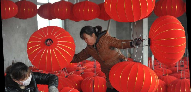 Chinese New Year 2020 crafts – from lanterns to origami and dragons