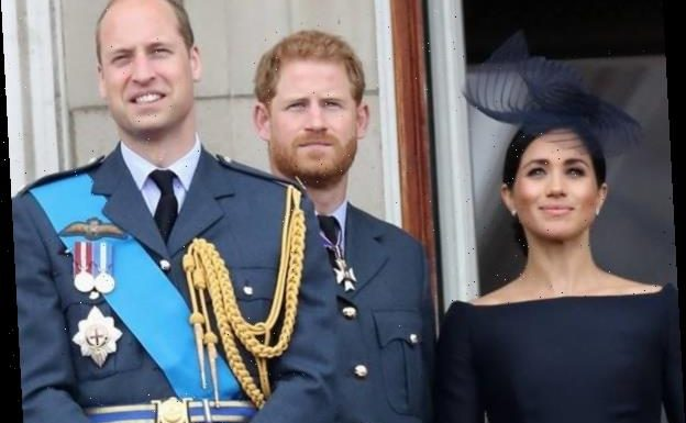Prince William Is ''Sad'' About Harry Rift as Royal Exit Meeting Looms
