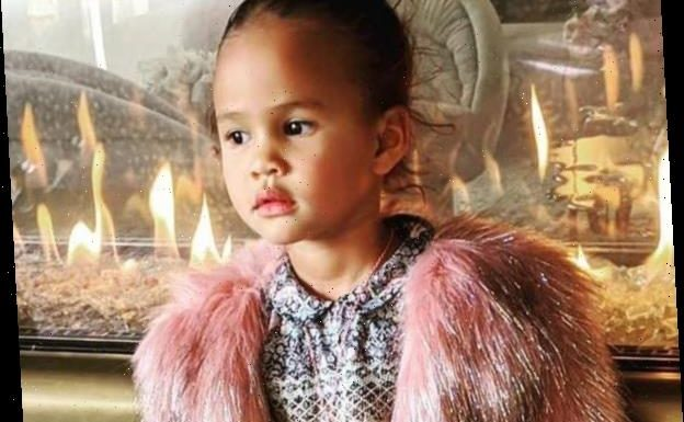 Chrissy Teigen & John Legend's Daughter Is Your New Favorite Stylist