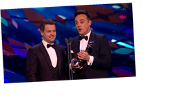Ant and Dec win Best TV presenter NTA for the NINETEENTH time beating Holly Willoughby and Phillip Schofield