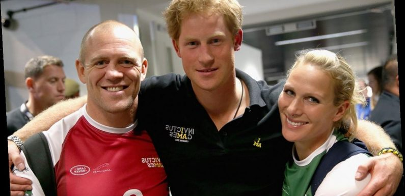 Mike Tindall quizzed over Prince Harry and Meghan Markle's shock decision