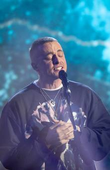 'What a journey this has been so far' – Dermot Kennedy nominated for Brit Award