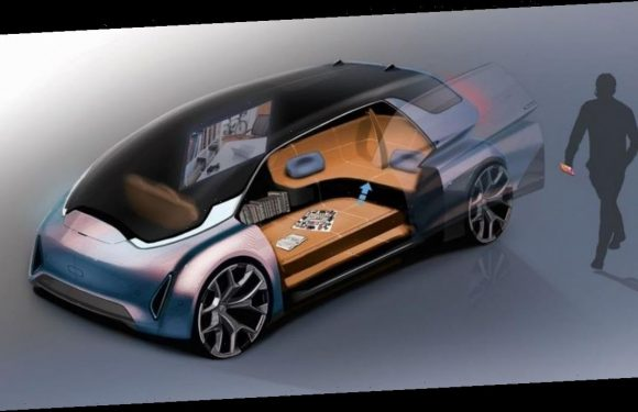 Cars will be colour-changing and self-driving with built-in beds by 2050