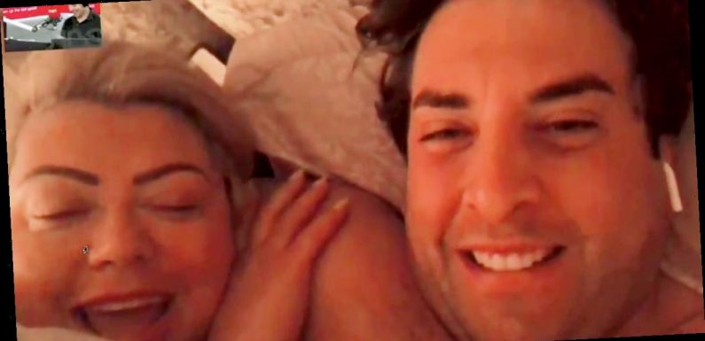 Gemma Collins 'teases Arg proposal' as she urges fans to make leap year count